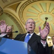 Senate failure to do its job enters third week