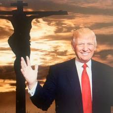 Trump is God's Answer to Christian Right's Prayers...NO!