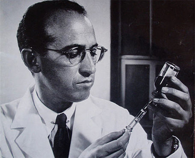 a biography of jonas salk the developer of the first polio vaccine English: jonas edward salk (born 28 october 1914 - dead 23 june 1995) was a medical researcher and virologist from the united states he is best known for his discovery and development of the first successful polio vaccine.