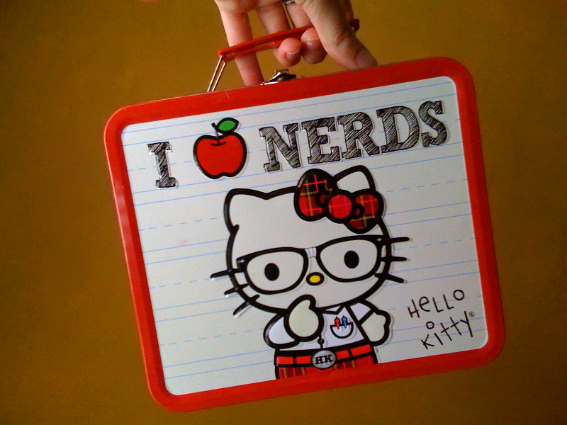 Hello Kitty Nerd