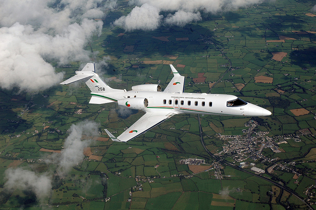 IDF LearJet