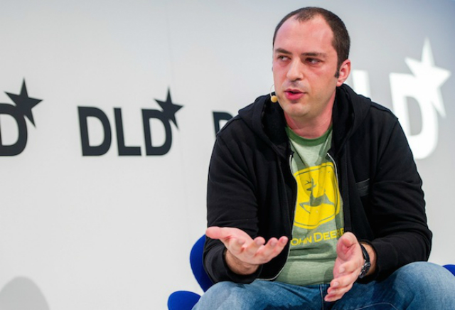 WhatsApp co-founder Jan Koum
