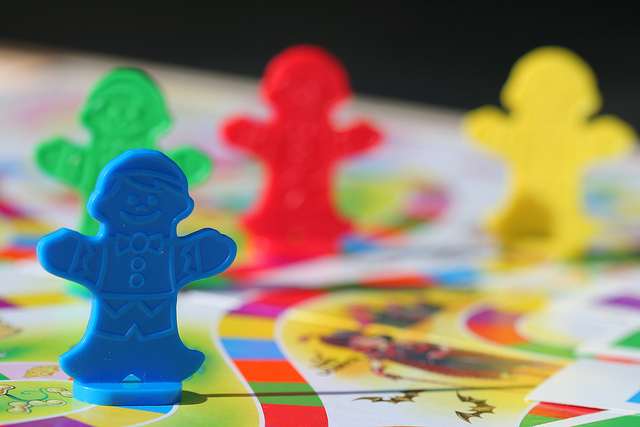 Candyland: a sweet little game for sweet little folks