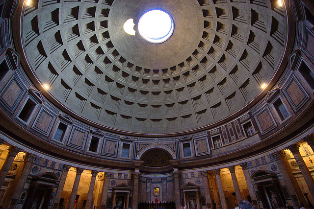 The Pantheon stands the test of time.