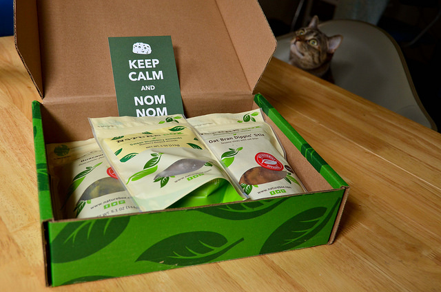 Naturebox, an example of a memership economy service. Credit: @iris / Flickr Creative Commons