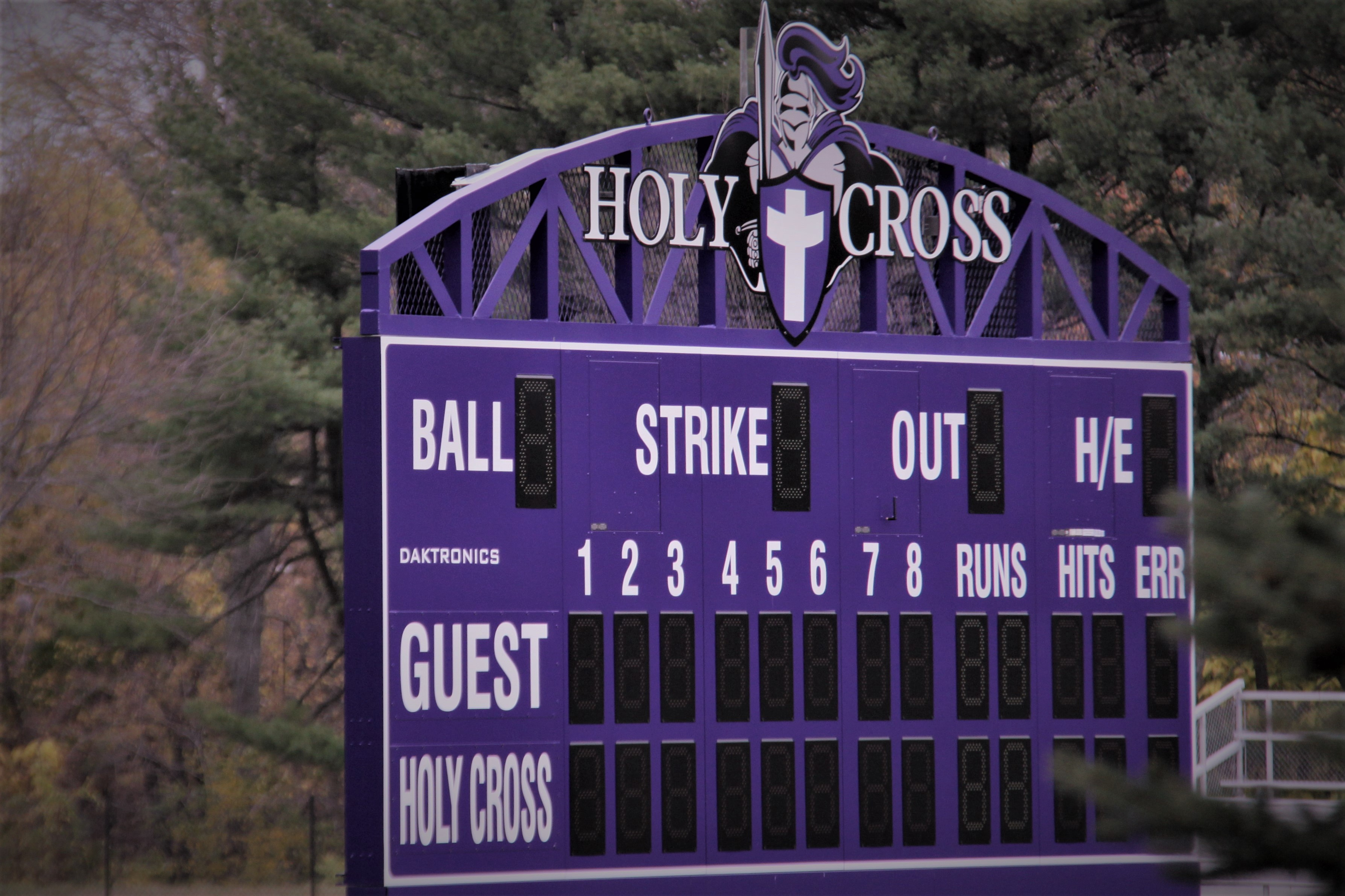 db36ea93 On Campus| UPDATE: Holy Cross Will Keep The Crusader As Mascot, Stop ...