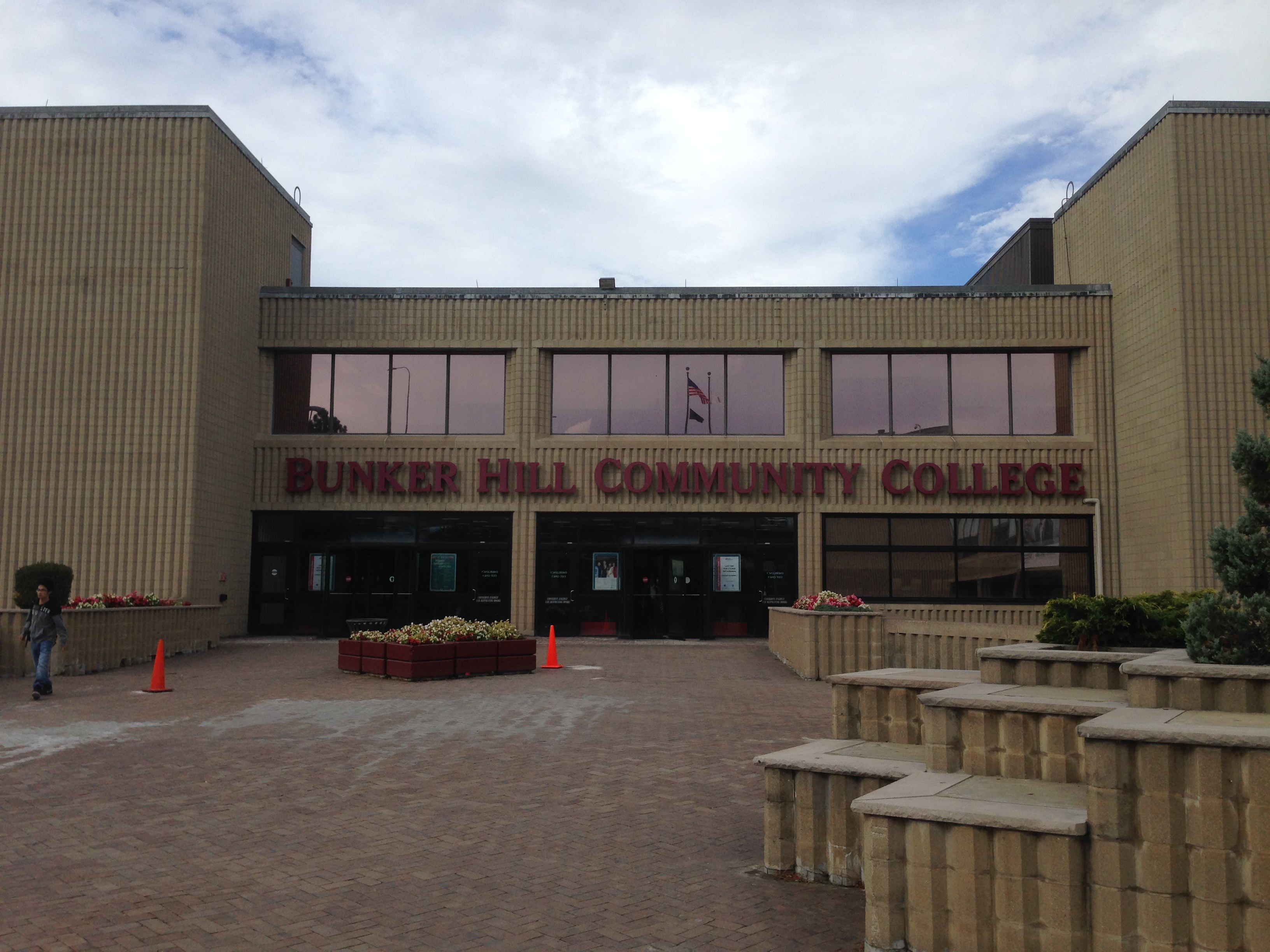 On Campus Entries Tagged Bunker Hill Community College